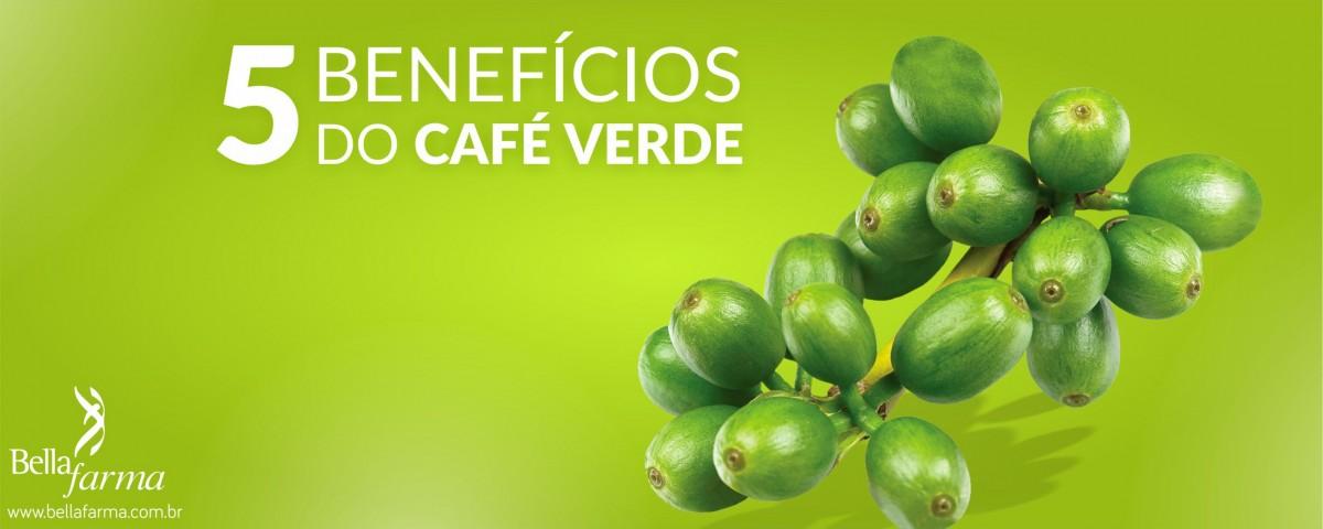 5 benefícios do café verde site